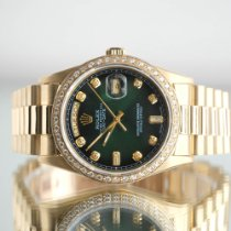 Rolex Day-Date 36 Yellow gold 36mm Gold No numerals United Kingdom, Newcastle Upon Tyne