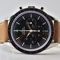 Omega Speedmaster Professional Moonwatch Stahl 39,7mm Schwarz Keine Ziffern Deutschland, Iffezheim