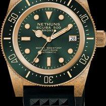 Nethuns Bronze 41mm Automatic SB512B new