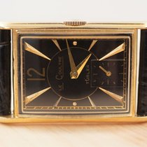Jaeger-LeCoultre Yellow gold 21mm Manual winding pre-owned