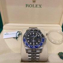 Rolex 126710BLNR Acier 2021 GMT-Master II 40mm nouveau France, Paris