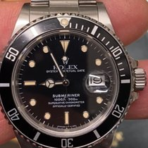 Rolex Submariner Date 168000 Very good Steel 40mm Automatic Finland, Siilinjarvi