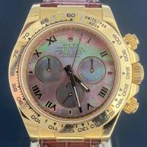Rolex Daytona 116518 Очень хорошее Желтое золото 40mm Автоподзавод