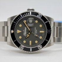 Perseo Steel 43mm Automatic 11344 new