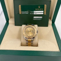 Rolex 16623 Gold/Steel 2008 Yacht-Master 40 40mm pre-owned