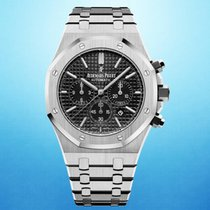 Audemars Piguet 26320ST.OO.1220ST.01 Steel 2016 Royal Oak Chronograph 41mm pre-owned United States of America, New York, New York