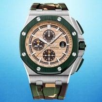 Audemars Piguet Royal Oak Offshore Chronograph 26400SO.OO.A054CA.01 Unworn Steel 44mm Automatic
