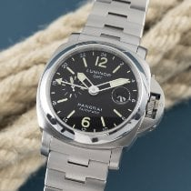 Panerai Luminor GMT Automatic Acier 44mm Noir