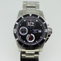 Longines L3.644.4 Steel 2011 HydroConquest 41mm pre-owned