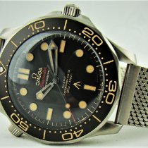 Omega Seamaster Diver 300 M Titanium 42mm Black No numerals United States of America, Illinois, Buffalo Grove