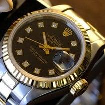 Rolex Lady-Datejust Gold/Steel 26mm Black No numerals United States of America, California, Sherman Oaks