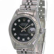 Rolex Lady-Datejust Steel 26mm Black No numerals United States of America, California, Sherman Oaks