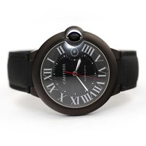 Cartier Ballon Bleu 42mm Steel 42mm Black Roman numerals United States of America, Florida, Aventura