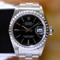 Rolex 79240 Steel 2000 Oyster Perpetual Lady Date 26mm pre-owned United States of America, California, Sherman Oaks