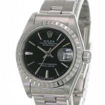Rolex Oyster Perpetual Lady Date Steel 26mm Black No numerals United States of America, California, Sherman Oaks