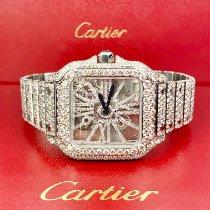 Cartier Santos (submodel) Steel Transparent United States of America, California, Pleasanton