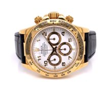 Rolex Daytona Yellow gold 40mm White Arabic numerals United States of America, California, Beverly Hills