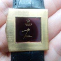 Rolex 4017 Gulguld Cellini begagnad