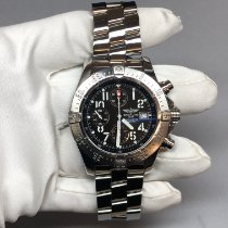 Breitling Avenger Skyland pre-owned 44mm Blue Chronograph Date Steel