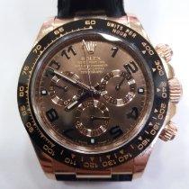 Rolex 116515ln Rose gold 2014 Daytona 40mm pre-owned