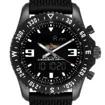 Breitling Chronospace Military M78367 Muy bueno Acero 46mm Cuarzo