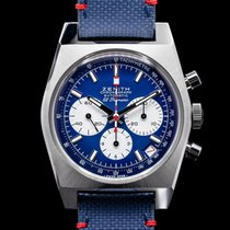 Zenith El Primero Chronomaster Steel 37mm United States of America, Massachusetts, Boston