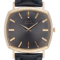 Piaget Protocole Желтое золото 32.5mm Cерый