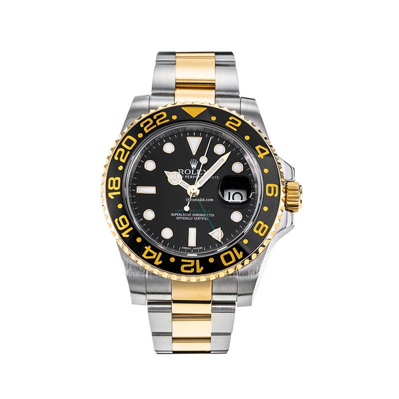Rolex GMT-Master II 116713-LN-78203 usados