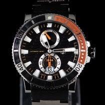 Ulysse Nardin 263-90-3/92 Titanium 2010 Maxi Marine Diver 45mm pre-owned