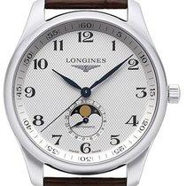 Longines Master Collection Stahl 42mm Silber Deutschland, Schwabach