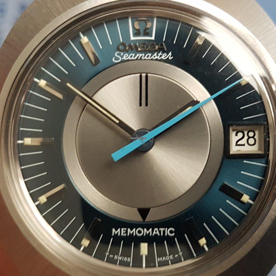 Omega Memomatic 166.071 1970 new