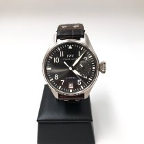 IWC White gold 46mm Automatic IW500402 pre-owned