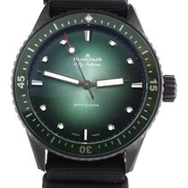 Blancpain Fifty Fathoms Bathyscaphe Ceramic 44mm Green United States of America, Illinois, BUFFALO GROVE