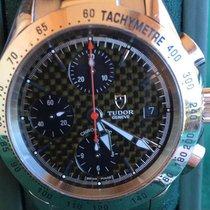 Tudor Chronautic Steel Black