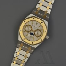 Audemars Piguet 25594SA Gold/Steel 1990 Royal Oak Day-Date 36mm pre-owned