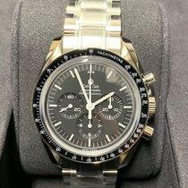 Omega Speedmaster Professional Moonwatch Сталь 42mm Черный Без цифр