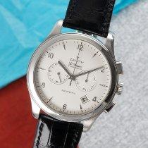 Zenith El Primero Chronograph Steel 43mm Silver