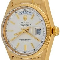 Rolex 18038 Yellow gold Day-Date 36 35mm pre-owned United States of America, Texas, Dallas