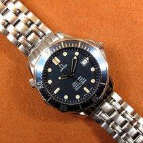 Omega Seamaster Diver 300 M Acier 36mm Bleu France, Paris