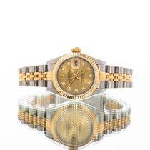Rolex Lady-Datejust Gold/Steel 26mm Champagne United Kingdom, Essex