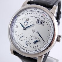 A. Lange & Söhne White gold 41mm Manual winding 116.026 pre-owned