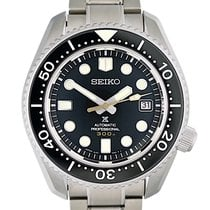 Seiko Marinemaster Steel 44.3mm Black No numerals United States of America, Georgia, Atlanta
