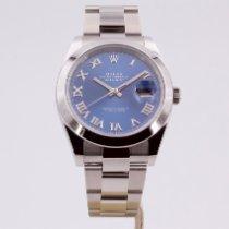 Rolex Datejust 126300-0017 Oanvänd Stål 41mm Automatisk