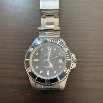 Dugena Steel 43mm Automatic 2171346 pre-owned
