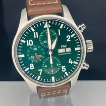 IWC Pilot Chronograph IW377726 New Steel 43mm Automatic