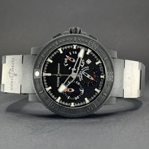 Ulysse Nardin Diver Black Sea new Automatic Watch with original box and original papers 353-92-3C