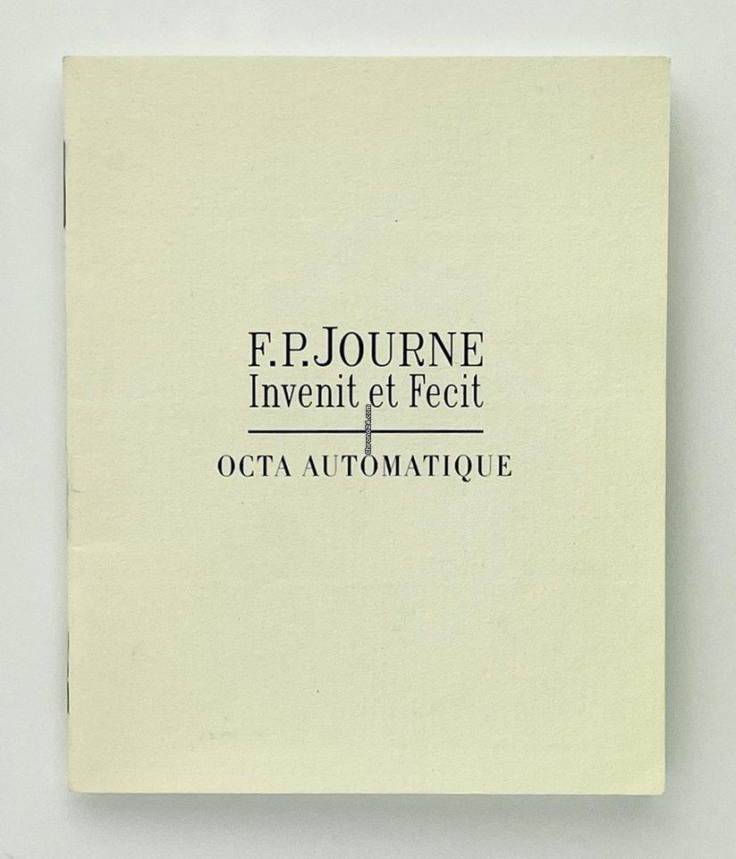 F.P.Journe Octa 2001 new