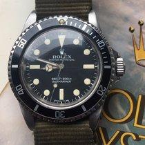 Rolex Submariner (No Date) 5513 Submariner No Date B & P aus 09/1965  Neuer Service Sehr gut Stahl 40mm Automatik Deutschland, Eltville