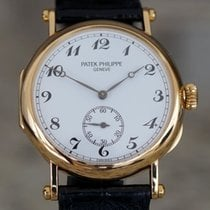 Patek Philippe Calatrava Yellow gold 33mm White United States of America, Massachusetts, Boston