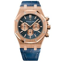 Audemars Piguet 26331OR.OO.D315CR.01 Rose gold 2020 Royal Oak Chronograph 41mm new United States of America, New York, New York